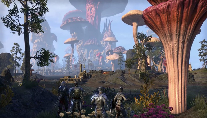 Screenshot 5 - The Elder Scrolls Online - Morrowind