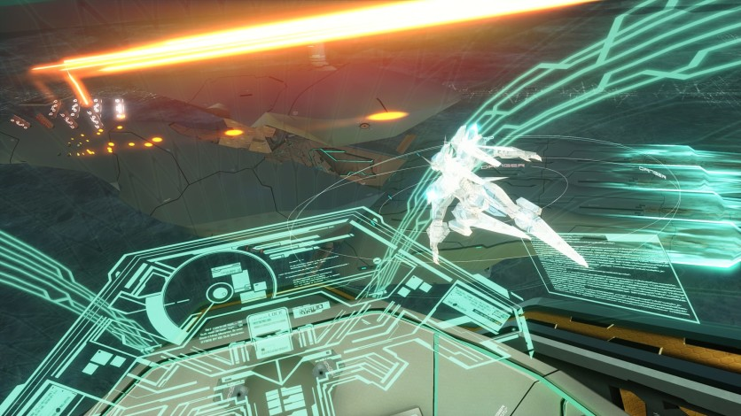 Screenshot 3 - Zone of the Enders: 2nd Runner: MARS
