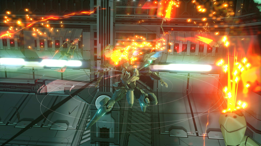Screenshot 1 - Zone of the Enders: 2nd Runner: MARS