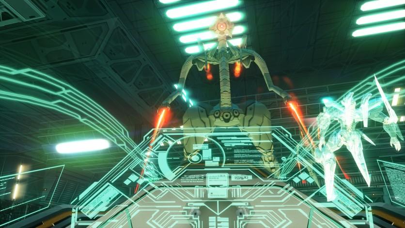 Screenshot 2 - Zone of the Enders: 2nd Runner: MARS