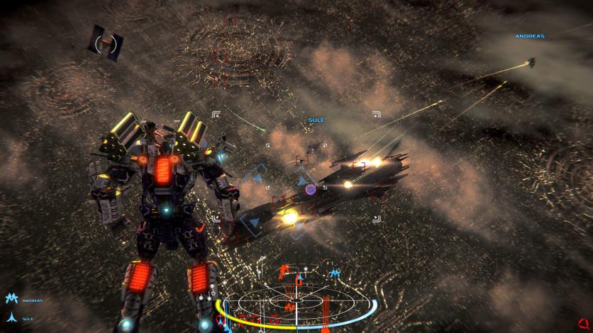 Screenshot 2 - War Tech Fighters
