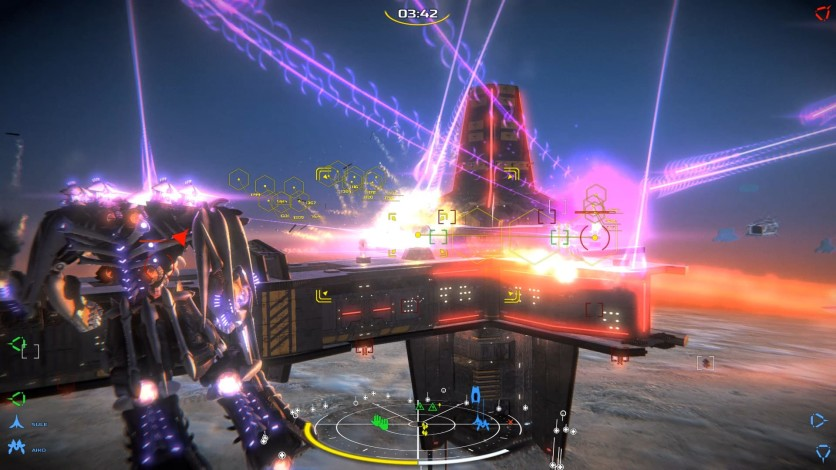 Screenshot 6 - War Tech Fighters