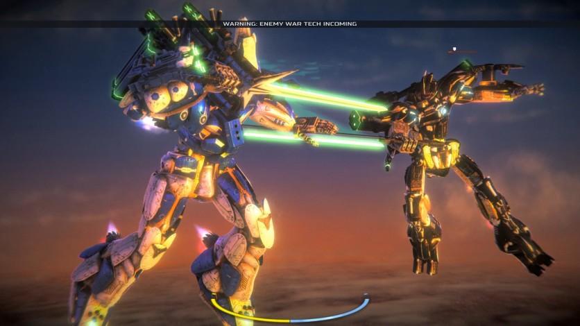 Screenshot 9 - War Tech Fighters