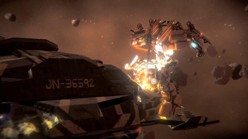 Screenshot 3 - War Tech Fighters