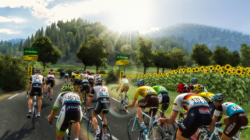 Screenshot 7 - Pro Cycling Manager 2018