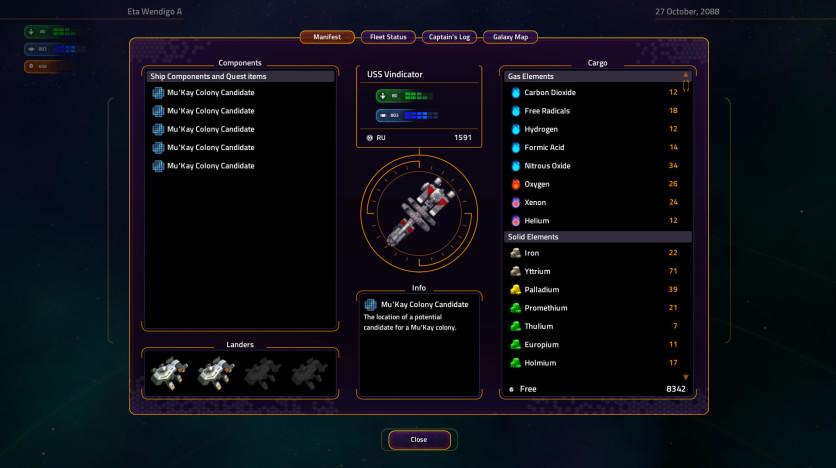 Screenshot 5 - Star Control: Origins
