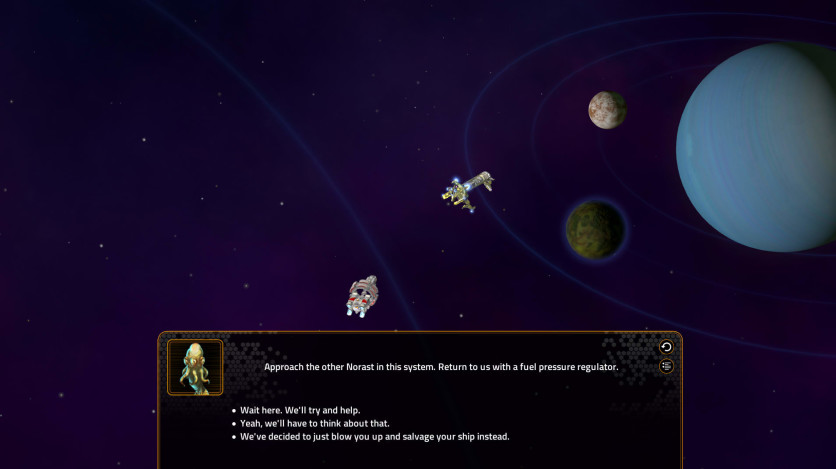 Screenshot 3 - Star Control: Origins