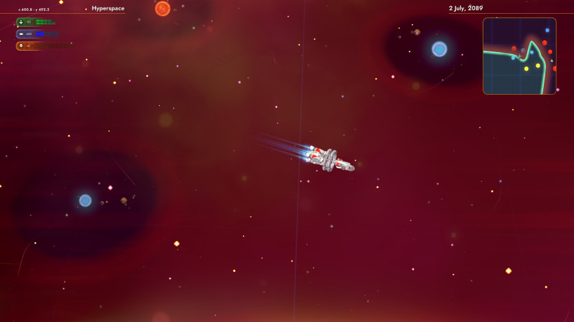 Screenshot 7 - Star Control: Origins