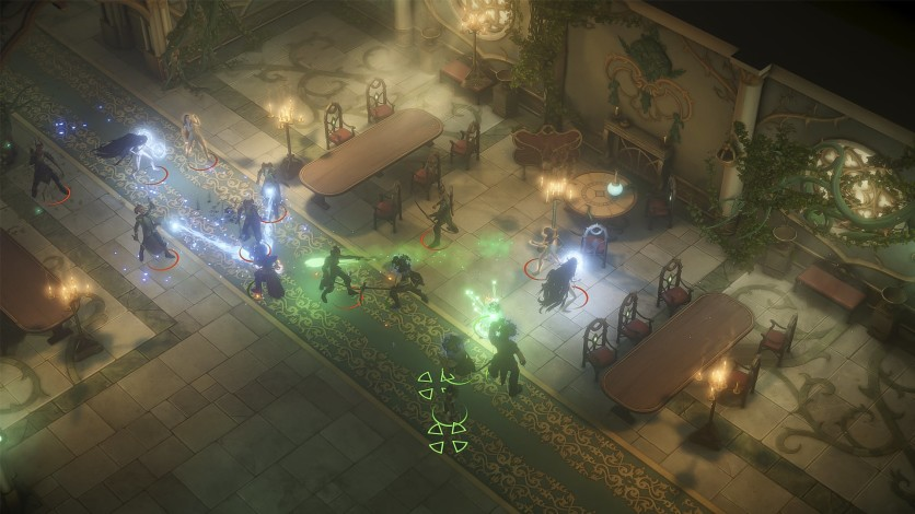 Screenshot 7 - Pathfinder: Kingmaker - Noble Edition