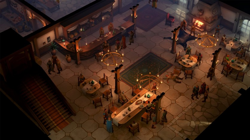 Screenshot 6 - Pathfinder: Kingmaker - Royal Edition
