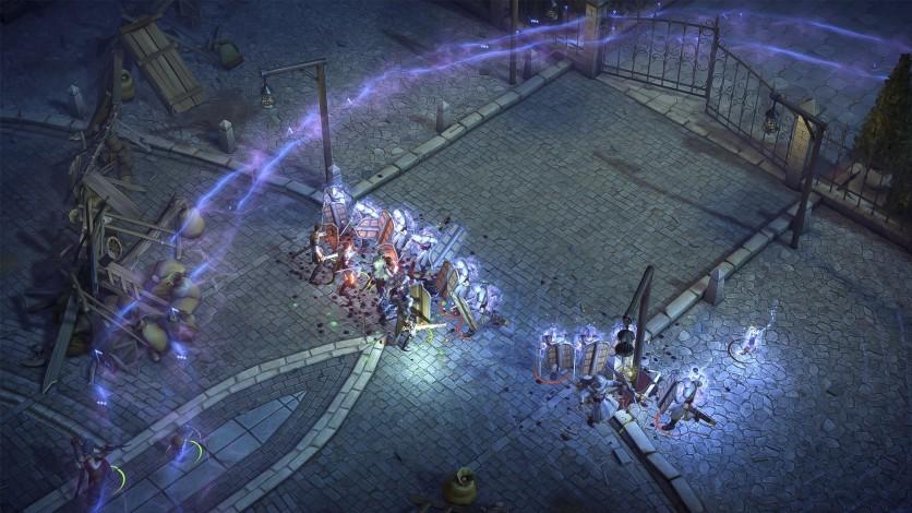 Screenshot 3 - Pathfinder: Kingmaker - Royal Edition