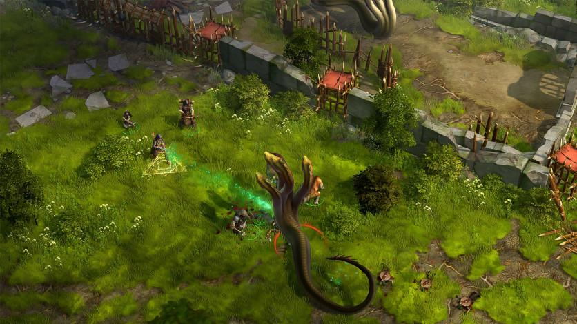 Screenshot 5 - Pathfinder: Kingmaker - Royal Edition