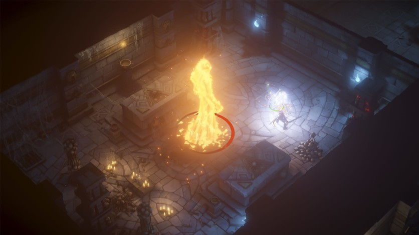 Screenshot 4 - Pathfinder: Kingmaker - Royal Edition
