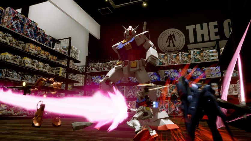 Screenshot 3 - New Gundam Breaker