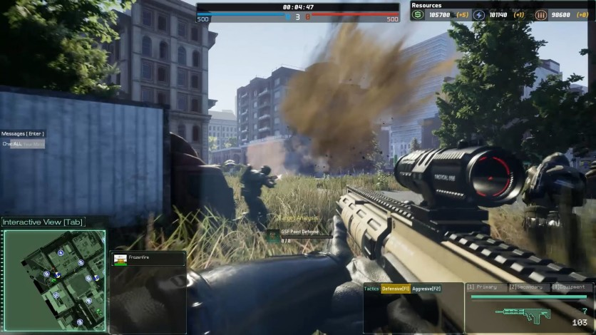 Screenshot 2 - Eximius: Seize the Frontline