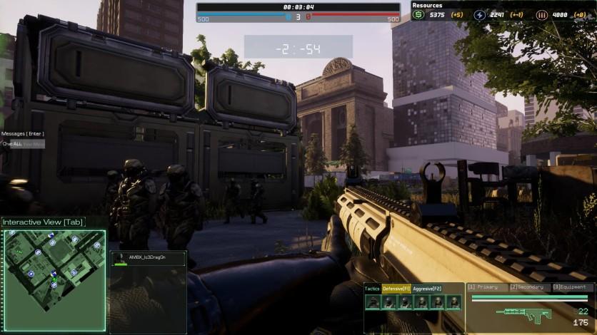 Screenshot 3 - Eximius: Seize the Frontline