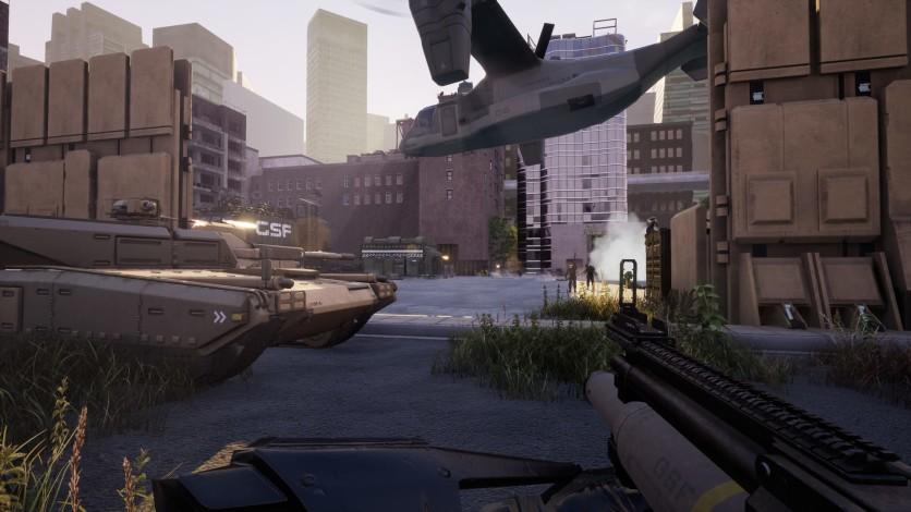 Screenshot 11 - Eximius: Seize the Frontline