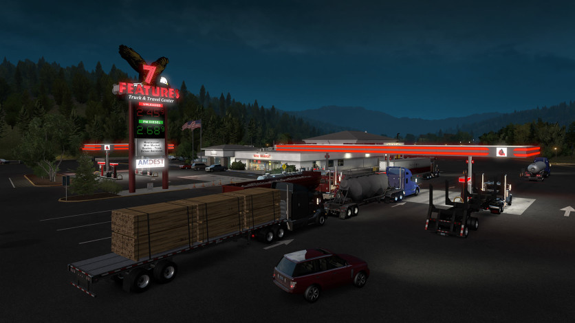Screenshot 2 - American Truck Simulator - Oregon