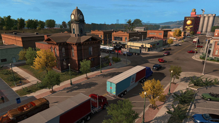 Screenshot 17 - American Truck Simulator - Oregon