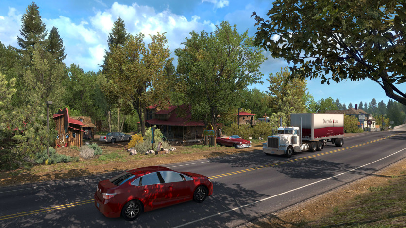 Screenshot 9 - American Truck Simulator - Oregon