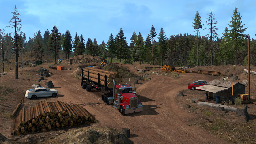 Screenshot 14 - American Truck Simulator - Oregon