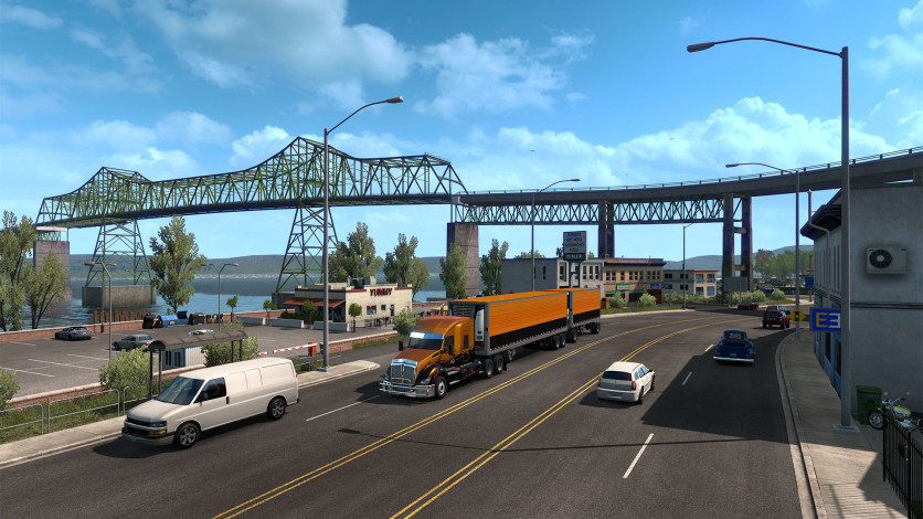 Screenshot 10 - American Truck Simulator - Oregon