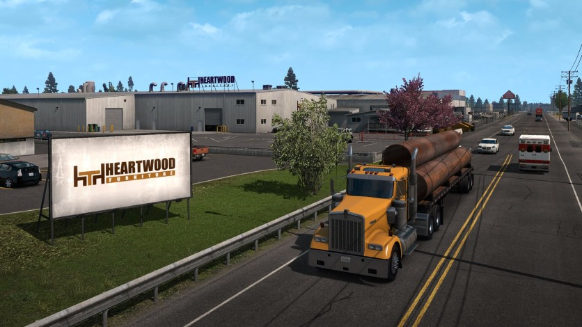 Screenshot 5 - American Truck Simulator - Oregon