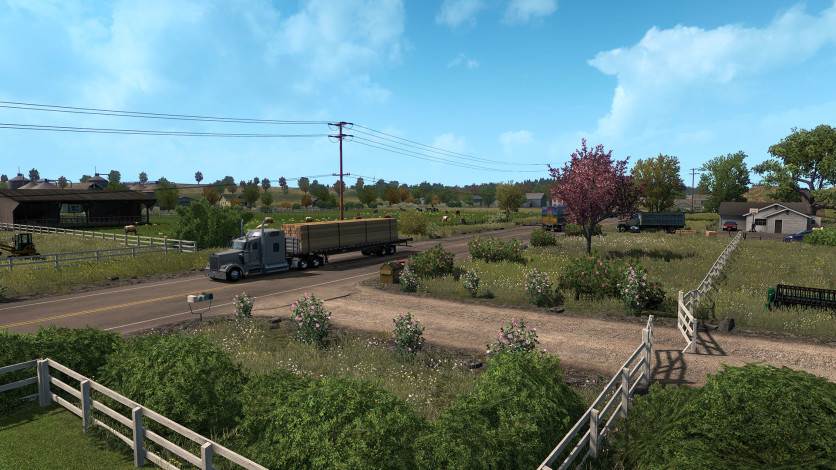 Screenshot 8 - American Truck Simulator - Oregon
