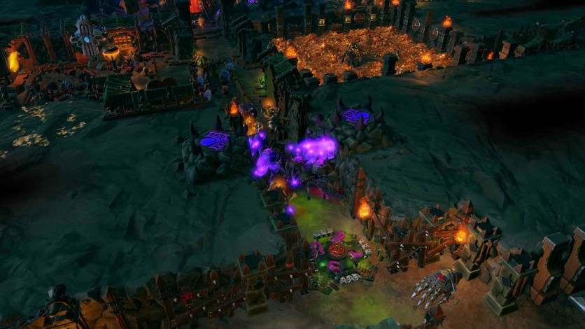Screenshot 3 - Dungeons 3 - Clash of Gods