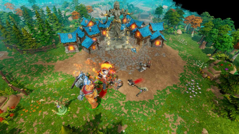 Screenshot 10 - Dungeons 3 - Clash of Gods
