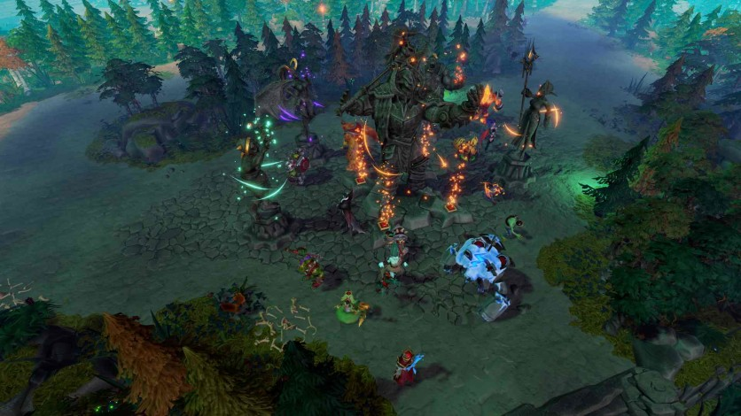 Screenshot 11 - Dungeons 3 - Clash of Gods