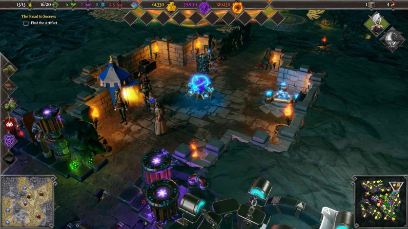 Screenshot 1 - Dungeons 3 - Clash of Gods