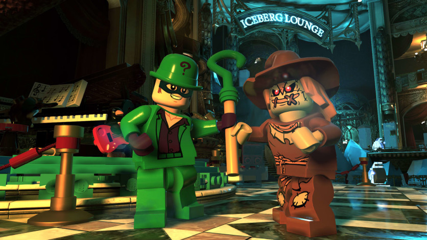 Screenshot 4 - LEGO DC Super-Villains - Deluxe Edition