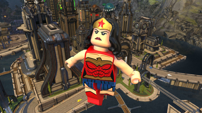 Screenshot 3 - LEGO DC Super-Villains - Deluxe Edition