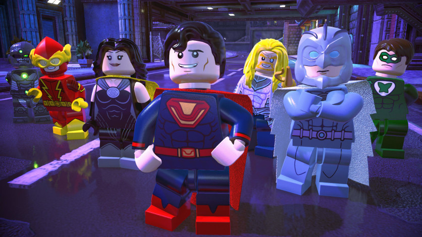 Screenshot 2 - LEGO DC Super-Villains - Deluxe Edition
