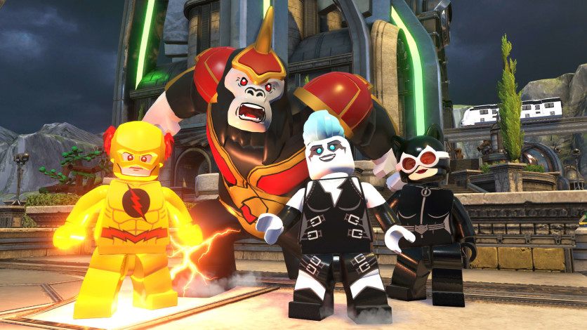 Screenshot 5 - LEGO DC Super-Villains - Deluxe Edition