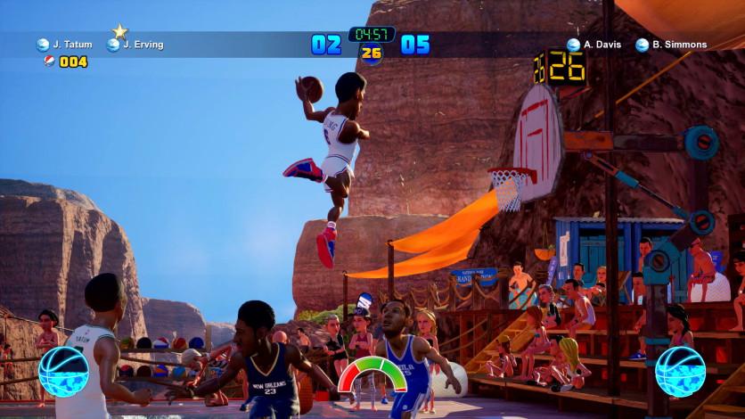 Screenshot 3 - NBA 2K Playgrounds 2