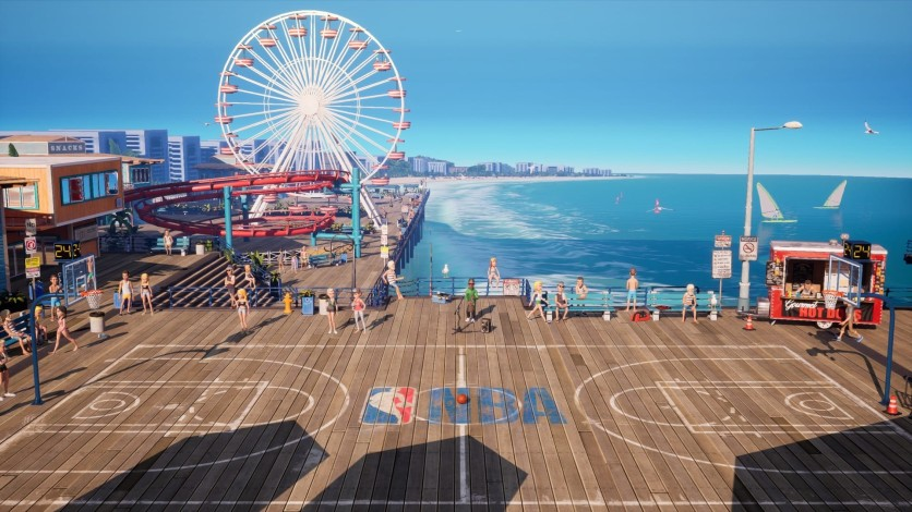 Screenshot 4 - NBA 2K Playgrounds 2