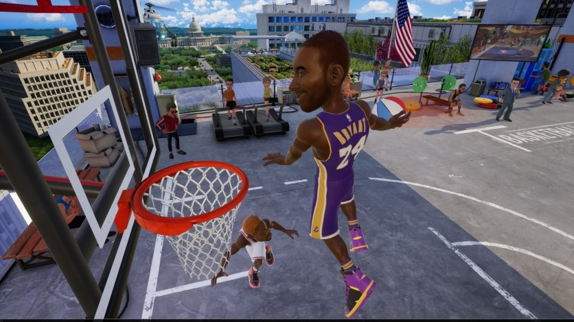 Screenshot 5 - NBA 2K Playgrounds 2
