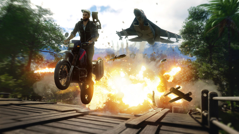 Screenshot 3 - Just Cause 4 - Gold Edition