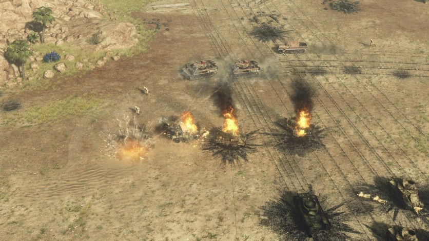 Screenshot 6 - Sudden Strike 4 – Africa: Desert War