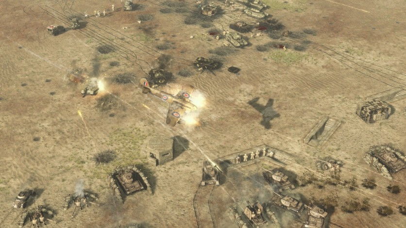 Screenshot 2 - Sudden Strike 4 – Africa: Desert War
