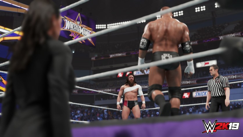 Screenshot 2 - WWE 2K19