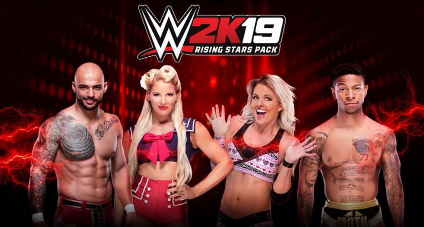 Screenshot 2 - WWE 2K19 - Season Pass