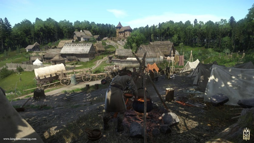 Screenshot 2 - Kingdom Come: Deliverance - From the Ashes