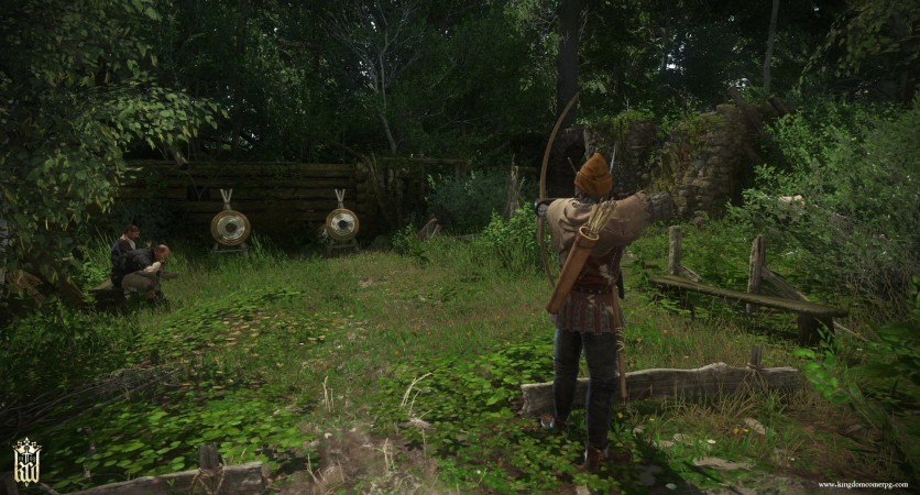 Screenshot 1 - Kingdom Come: Deliverance – The Amorous Adventures of Bold Sir Hans Capon