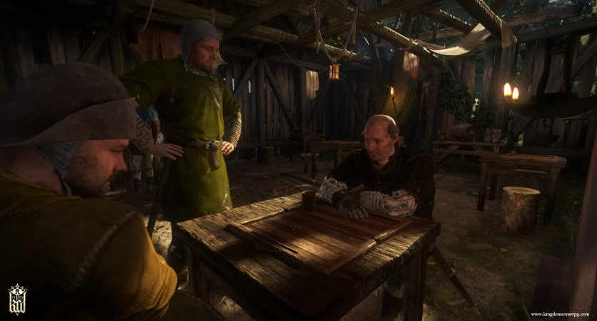 Screenshot 4 - Kingdom Come: Deliverance – The Amorous Adventures of Bold Sir Hans Capon