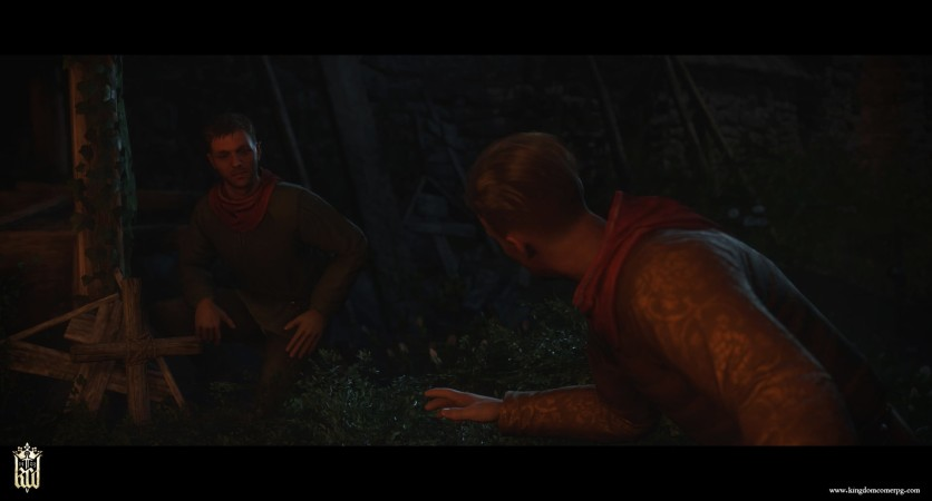 Screenshot 7 - Kingdom Come: Deliverance – The Amorous Adventures of Bold Sir Hans Capon