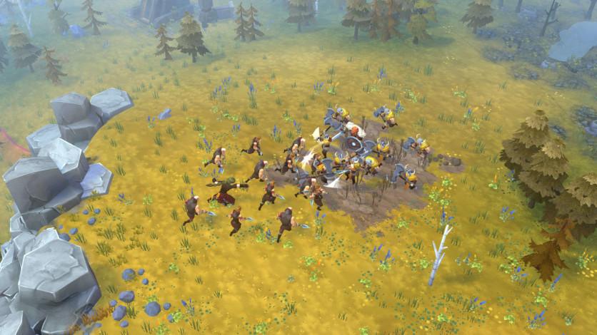 Screenshot 5 - Northgard - Sváfnir, Clan of the Snake