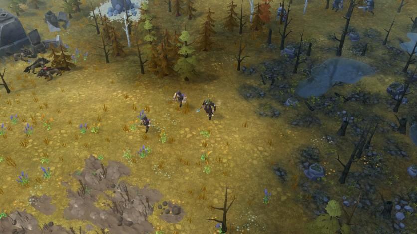 Screenshot 2 - Northgard - Sváfnir, Clan of the Snake